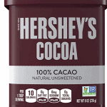 photo of a container of Cocoa Powder